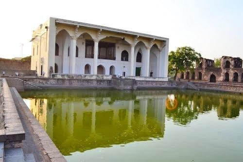 Asar Mahal Bijapur