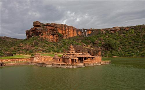 Badami near Bijapur