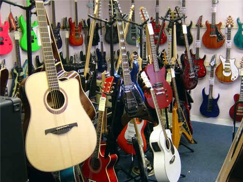 Music Shops in Bijapur