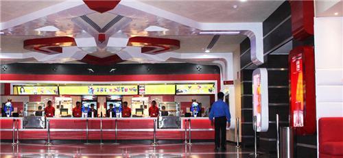 Movie Hall in Bijnor