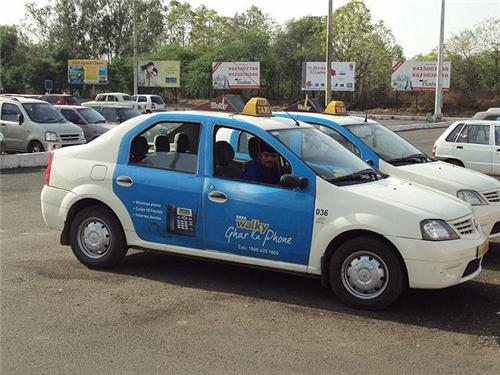 Taxi Rental Service in Bokaro
