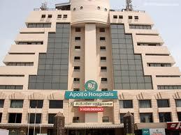 Apollo Hospitals in Chennai