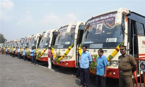 Bus Routes In Chennai