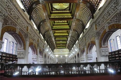 Connemara Public Library in Chennai