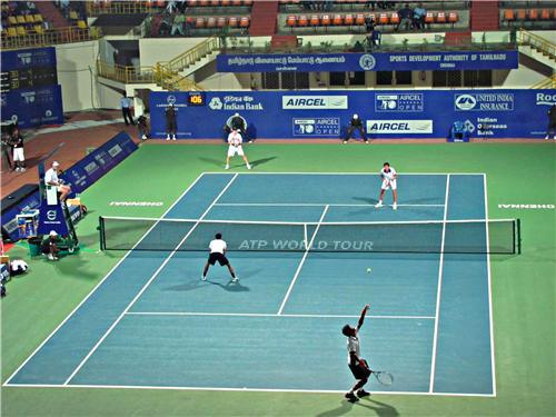Tennis Coaching in Chennai