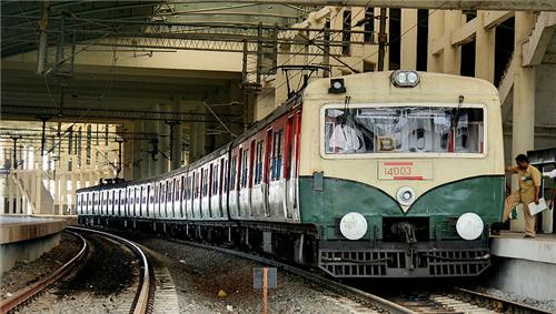 Trains from Chennai