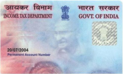Pan Card in Chennai
