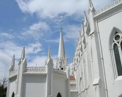 St. Thomas Mount,Chennai