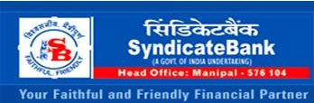 Syndicate Bank Branches in Chennai