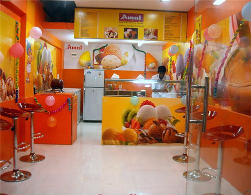 Ice cream shop in Chennai
