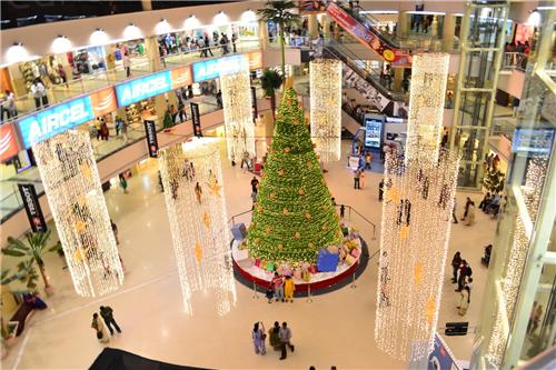 Entertainment in Express Avenue Mall of Chennai