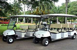Battery Operated Vehicles in Arignar Zoo in Chennai