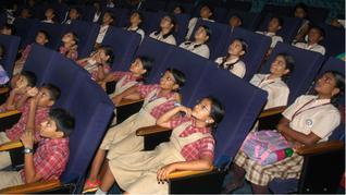 Birla Planetarium Chennai Show Timings In Birla