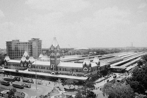 History of Chennai