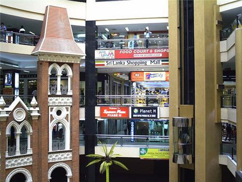 Spencer Plaza Mall Chennai