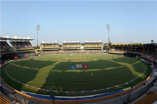 World Cup History of the MA Chidambaram Stadium