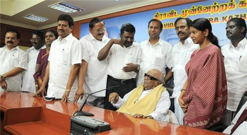 MPs and MLAs in Chennai
