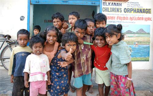 Orphanages in Chennai