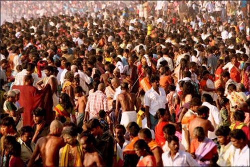 Population in Chennai