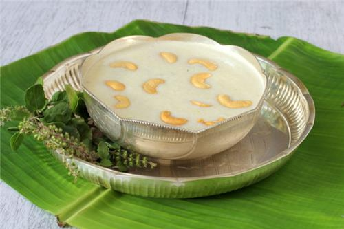 Rava Payasam served as famous sweet in Chennai