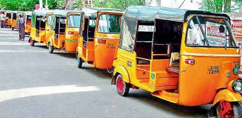 Local transport in Chennai