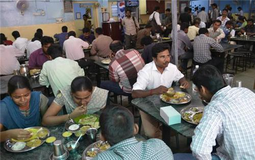 Top 10 restaurant in Coimbatore