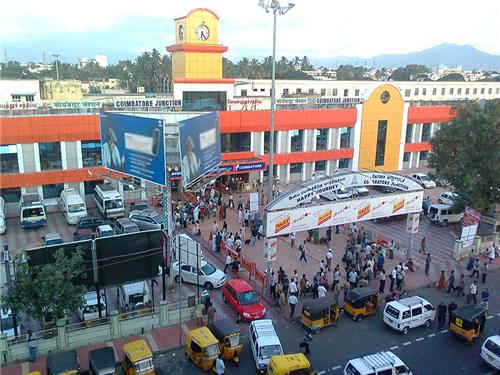 about coimbatore