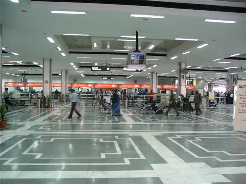Delhi Airport Departure Terminal