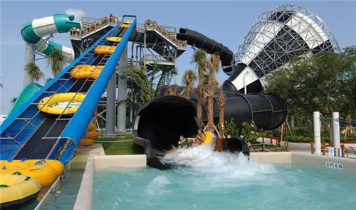 Black Thunder Water Theme Park in Coimbatore