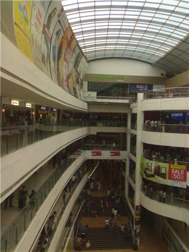 Shopping Mall in Coimbatore