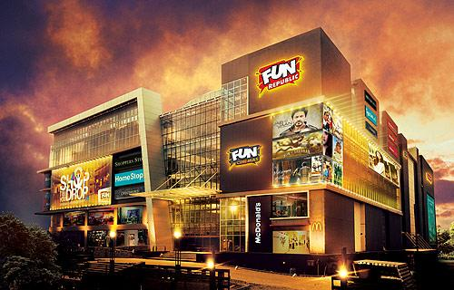 Shopping Malls in Coimbatore