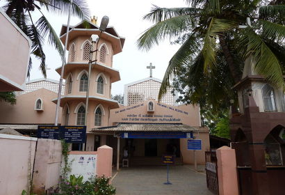 Popular Churches in Coimbatore