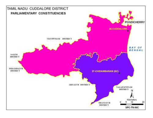 Administration of Cuddalore