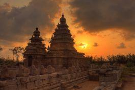 Mahabalipuram near Cuudalore