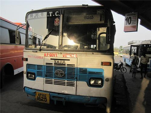 A typical RTC bus