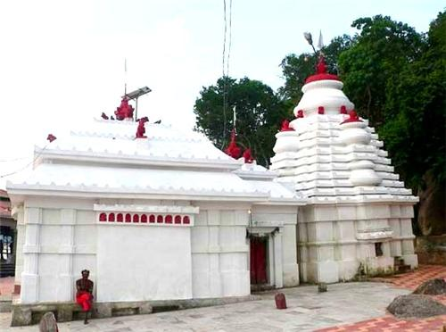 Goddess Bhattarika Temple