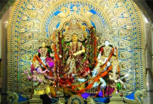 Durga Puja Celebrations in Cuttack