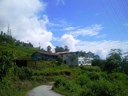 Bijanbari from Darjeeling