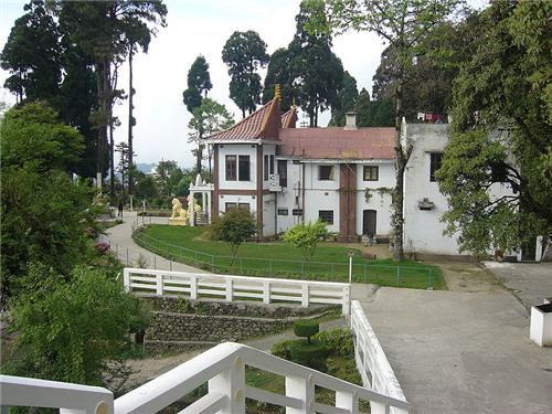 Nippozan Myohoji Buddhist Temple in Darjeeling
