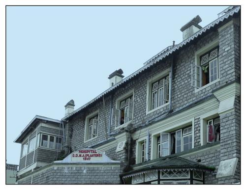 Planters Hospital of Darjeeling