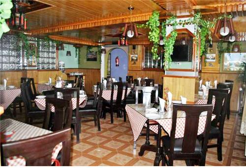 Restaurant in Darjeeling