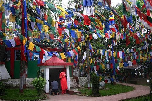The Mahakal Temple