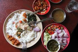 Traditional Nepali Food in Darjeeling