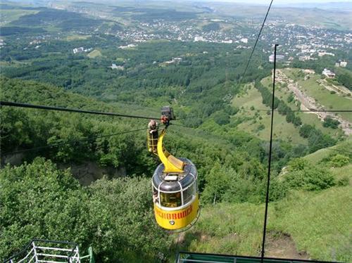 Darjeeling-Rangeet Valley Passenger Cable Car