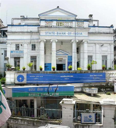 State Bank of India In Darjeeling