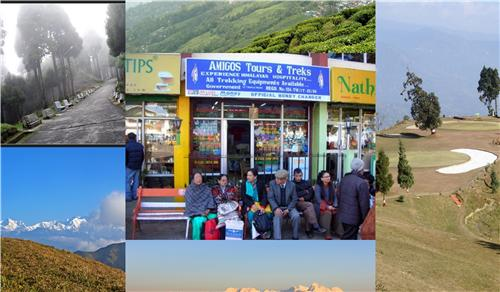 Travel Agents In Darjeeling