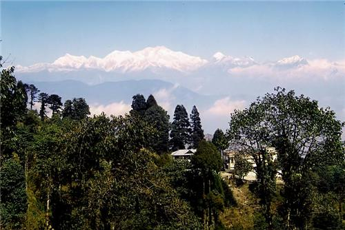 Lepchajagat from Darjeeling