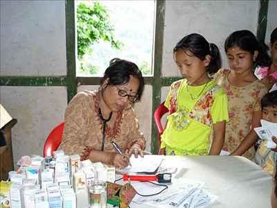 Healthcare Facilities in Darjeeling