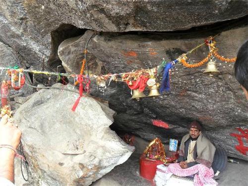 The Mahakal Cave