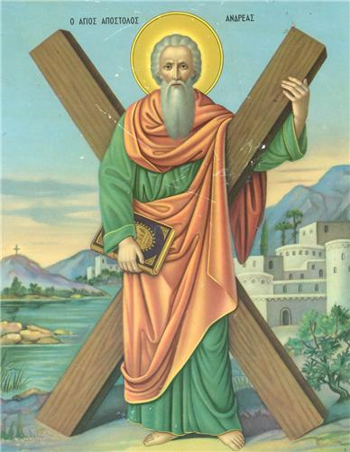 St Andrew, The Patron Saint in Darjeeling